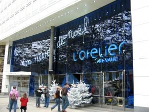 Notre film décoratif pour vitrage est utilisé par des commerces, magasins et boutiques de grandes marques