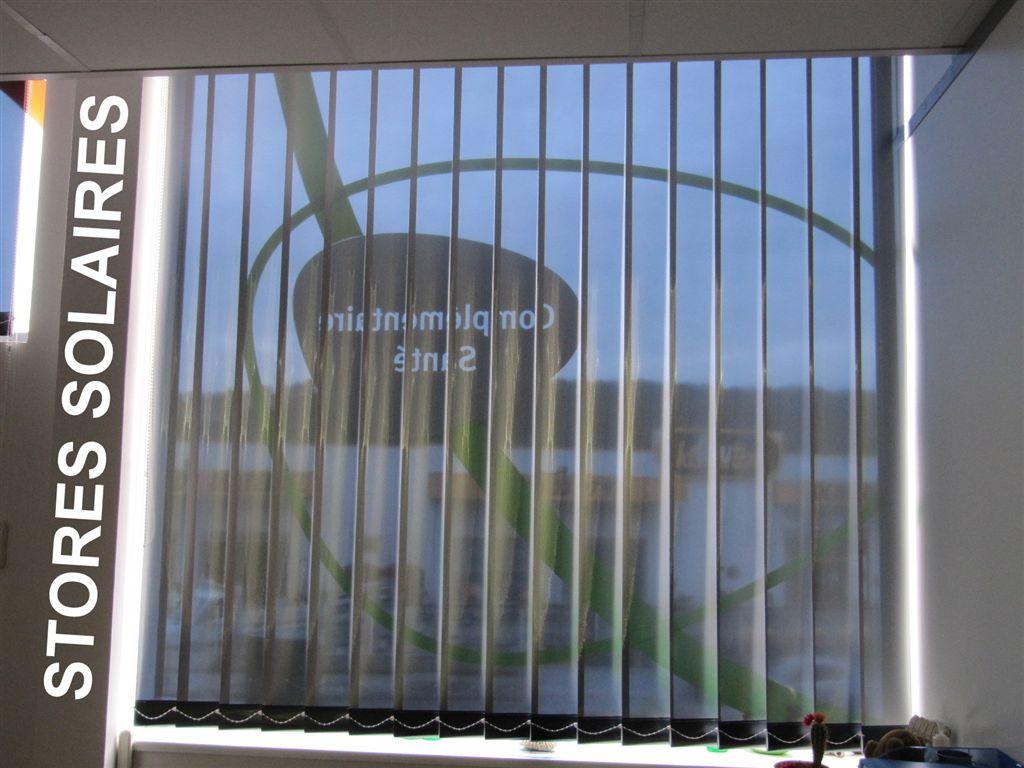 stores bandes verticales marseille vitrage film teintee toulon la seyne sur mer sanary la garde. Black Bedroom Furniture Sets. Home Design Ideas