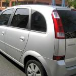 Vitres teintées pour voiture d'une Opel Meriva à Marseille