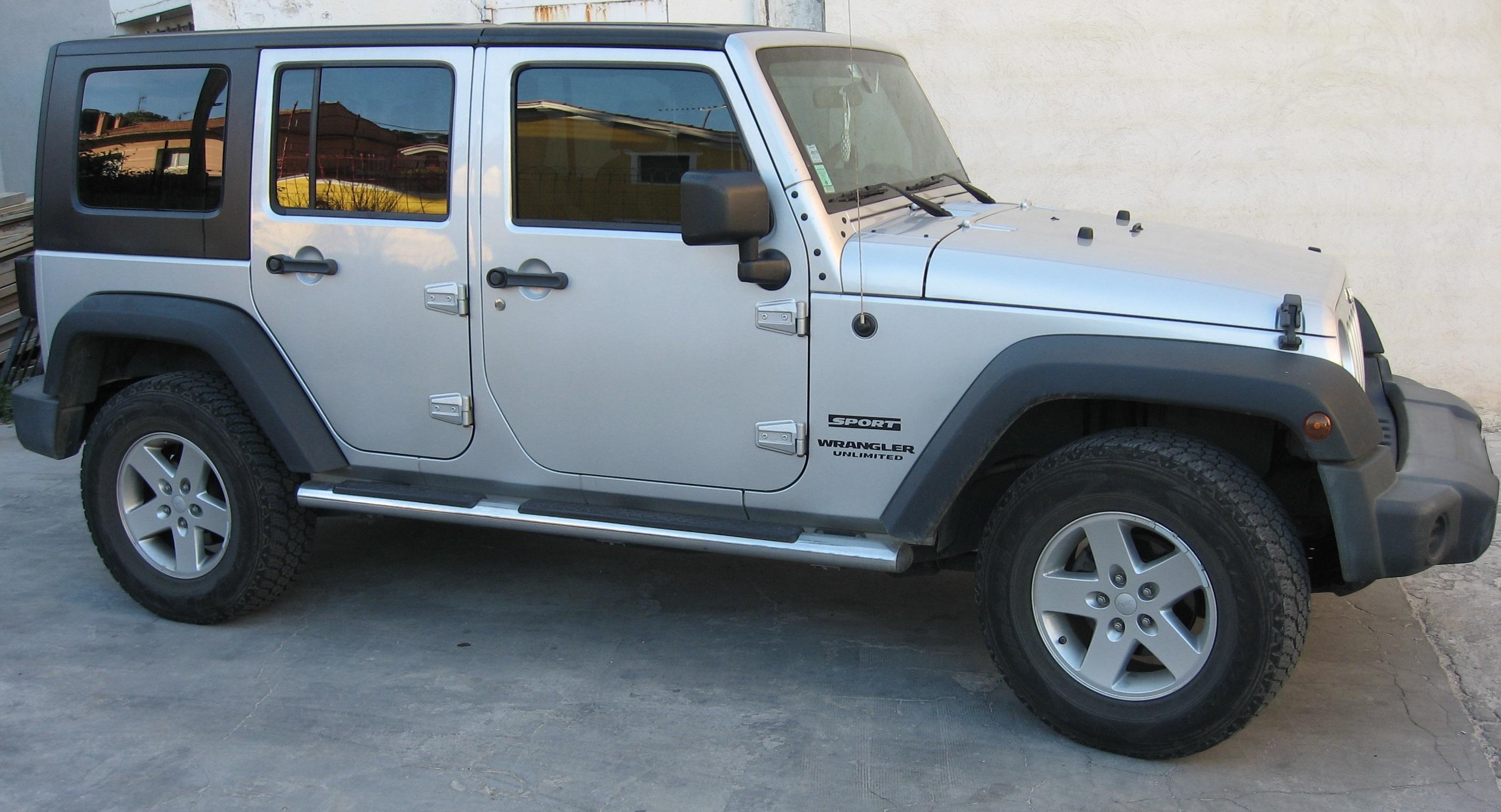 Jeep marseille jeep wrangler 3 6 v6 284ch unlimited sahara bva neuve 4x4 essence marseille 13 - Garage renault la seyne sur mer ...